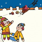 Lyric – Holly and Ivan's Christmas Adventure