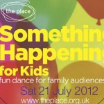 The Place – Something Happening For Kids
