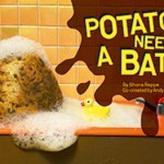 Southbank Centre – Potato Needs a Bath