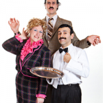 Faulty Towers the Dining Experience – Brighton Fringe Festival 2013