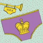 Southbank Centre – The Queen's Knickers