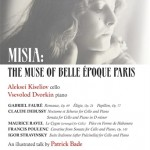 Misia: The Muse of Belle Époque Paris