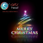 Merry Christmas from the Artshead Team