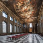 Old Royal Naval college – The Painted Hall